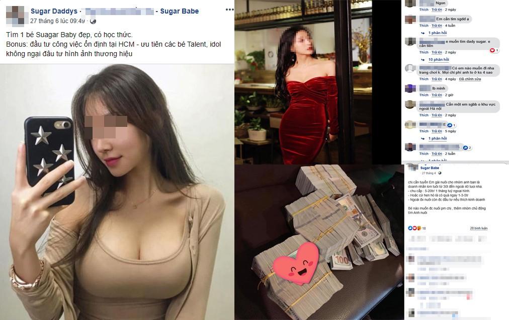 "Biến tướng Sugar Baby – Sugar Daddy tại Việt Nam: Ai mới là ""con mồi""?"