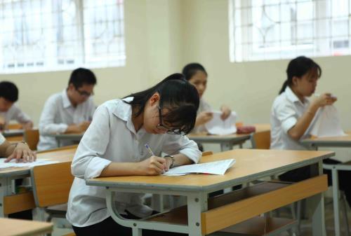 Hà Nội: Thí sinh thi vào lớp 10 được mang những gì vào phòng thi?