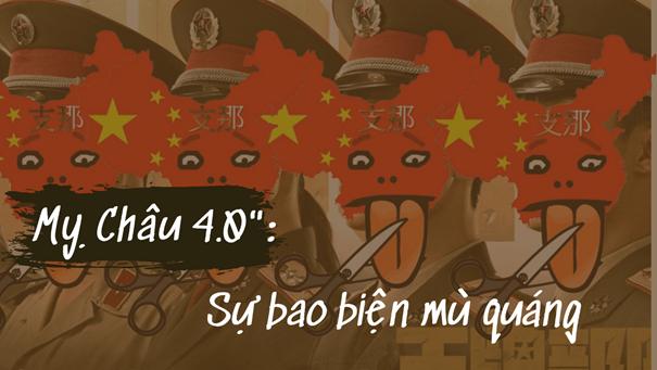 """""""Mỵ Châu 4.0"""": Sự bao biện mù quáng"""